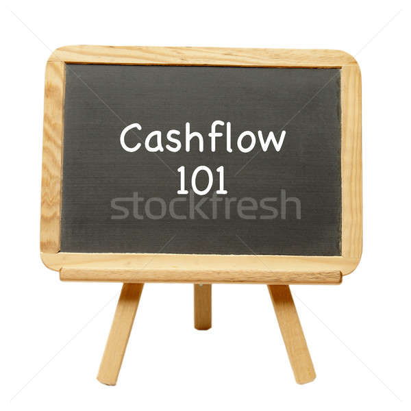 Cashflow Stock photo © AlphaBaby
