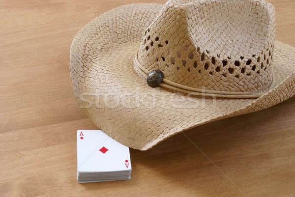 Ready to Play Cards Stock photo © AlphaBaby