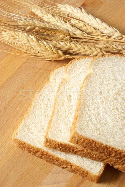 Brood vers gebakken Stockfoto © AlphaBaby