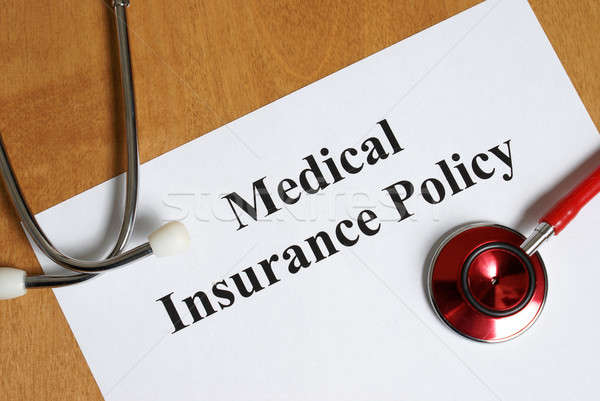 Medical Insurance Stock photo © AlphaBaby