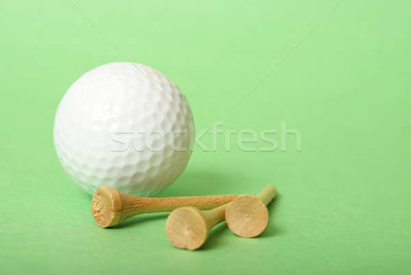 Golf Ball Stock photo © AlphaBaby