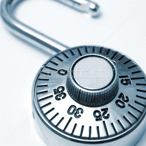 Combination Lock Stock photo © AlphaBaby
