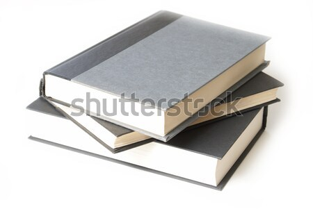Stack of Hardcover Books Stock photo © AlphaBaby