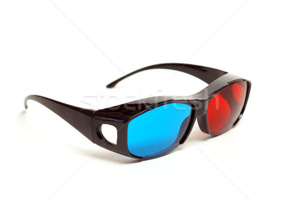 3D Glasses Stock photo © AlphaBaby