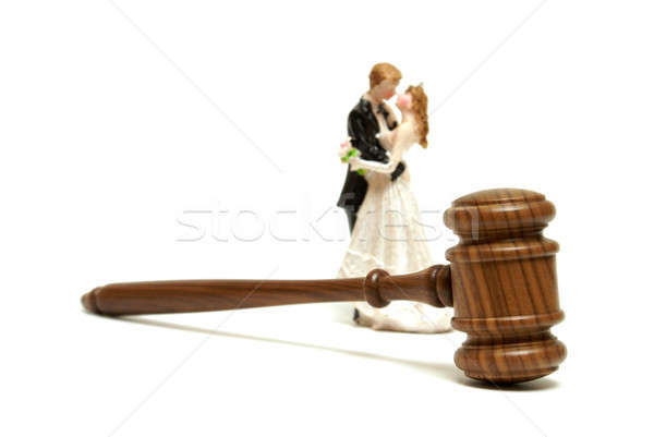 Marriage Legalities Stock photo © AlphaBaby