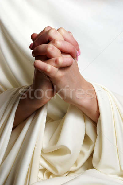 Praying Hands Stock photo © AlphaBaby