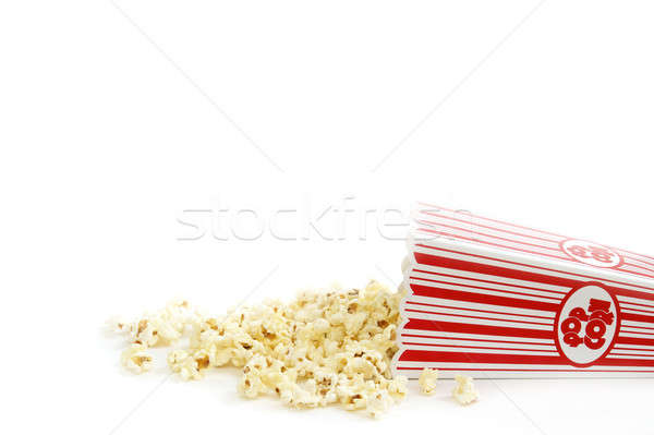 Spilled Popcorn Stock photo © AlphaBaby
