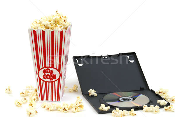 Movie Time Stock photo © AlphaBaby