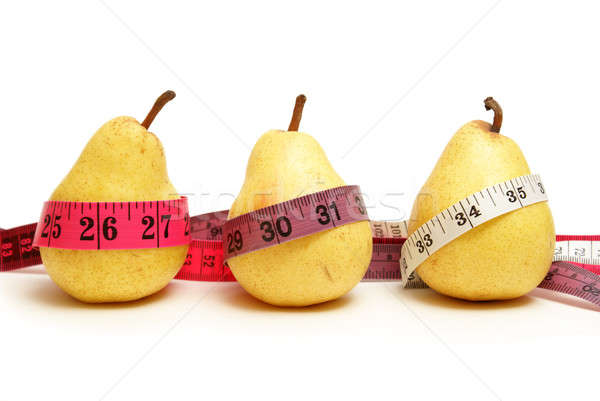 Weightloss Stages Stock photo © AlphaBaby
