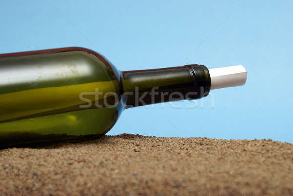 Message in a Bottle Stock photo © AlphaBaby