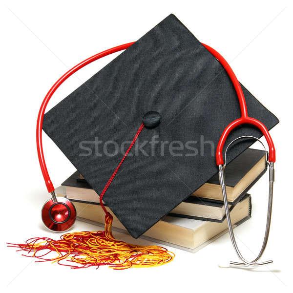 Healthcare Graduate Stock photo © AlphaBaby