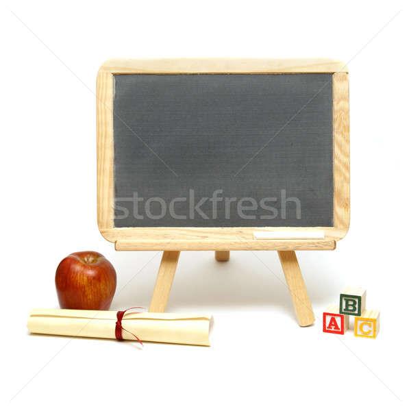 School Message Board Stock photo © AlphaBaby