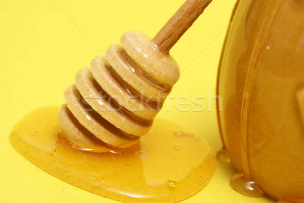 Messy Honey Stock photo © AlphaBaby