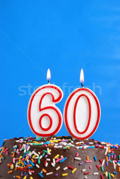 Celebrating Sixty Years Stock photo © AlphaBaby