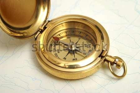 Compass Stock photo © AlphaBaby