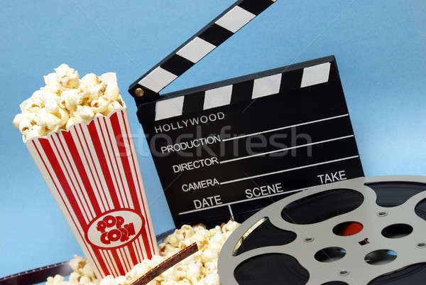 Film Industry Stock photo © AlphaBaby