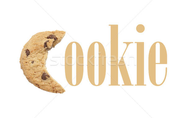 The Word Cookie Stock photo © AlphaBaby