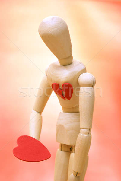 For the Broken Hearted Stock photo © AlphaBaby