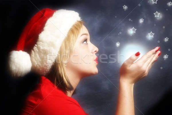 Christmas Miracle Stock photo © AlphaBaby