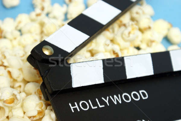 Movie Clapboard Stock photo © AlphaBaby