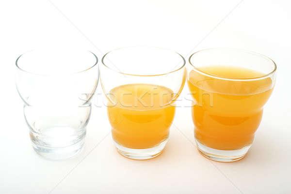 Three Drinks Stock photo © AlphaBaby