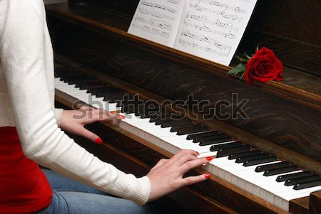 Classical Music Stock photo © AlphaBaby