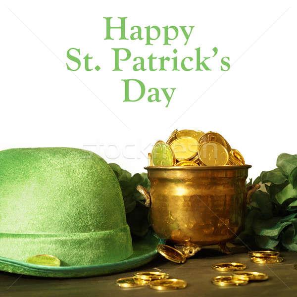Happy St Patricks Day Stock photo © AlphaBaby