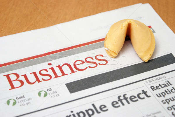 Business Fortune Stock photo © AlphaBaby
