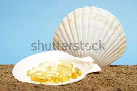 Imagine de stoc: Ocean · perle · perla · colier · nisip
