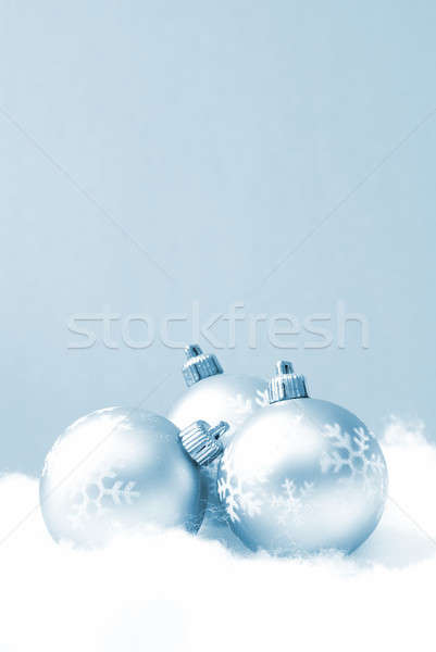 Holiday Baubles Stock photo © AlphaBaby