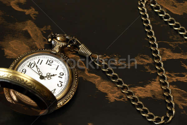 Pocket Watch Stock photo © AlphaBaby