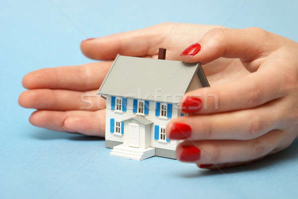 Property Coverage Stock photo © AlphaBaby