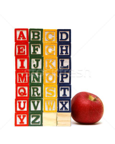 Alphabet Stock photo © AlphaBaby