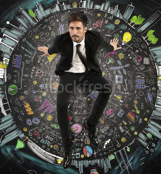 Business analysis Stock photo © alphaspirit