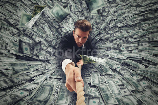 Black hole money Stock photo © alphaspirit