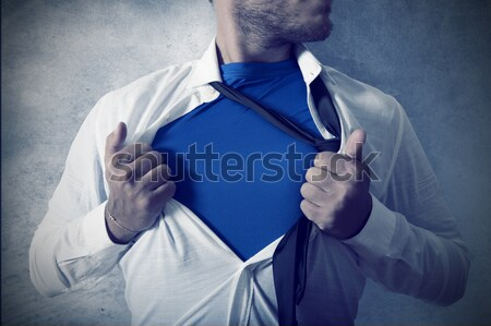 Superman Stock photo © alphaspirit