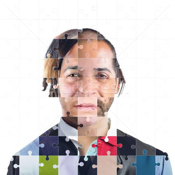 Stock fotó: Kisebbségi · csoportok · integráció · különböző · nyelvek · oktatás