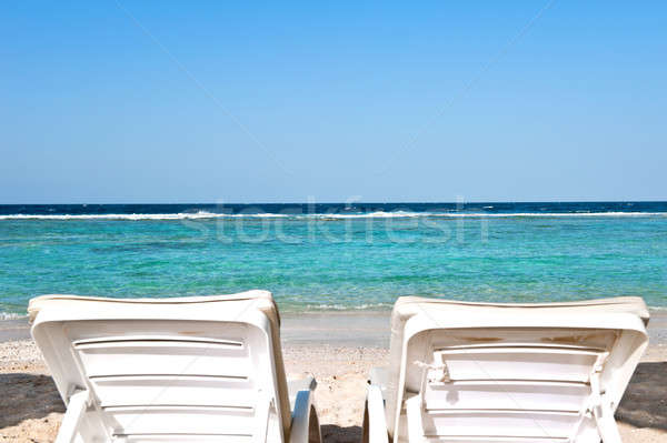 Sea of Marsa Alam Stock photo © alphaspirit