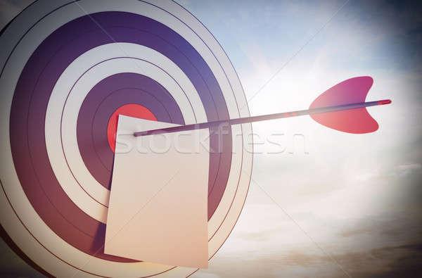 Aiming Stock photo © alphaspirit