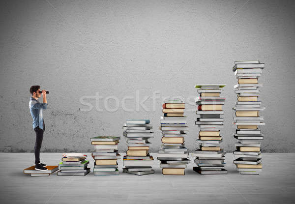 Course of study Stock photo © alphaspirit