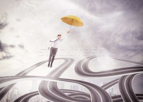 Overcome with strategy Stock photo © alphaspirit