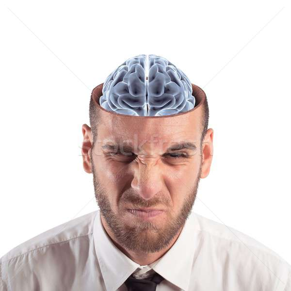 Mind bending Stock photo © alphaspirit