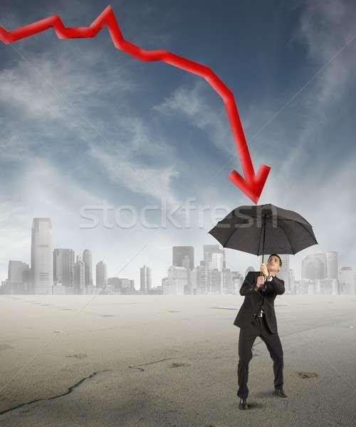 Crisis Stock photo © alphaspirit