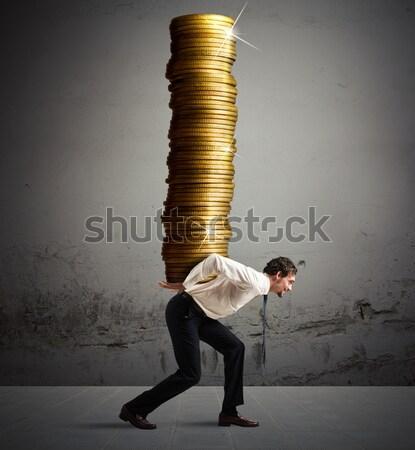 Save money concept Stock photo © alphaspirit