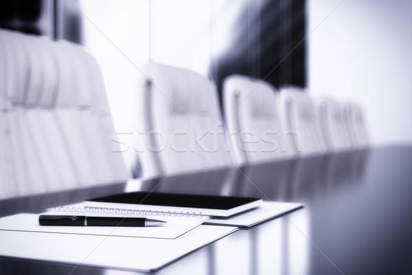 Conference Stock photo © alphaspirit