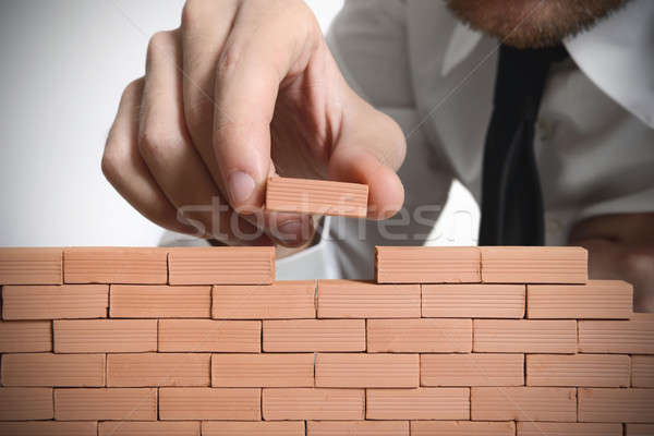 Build new business Stock photo © alphaspirit