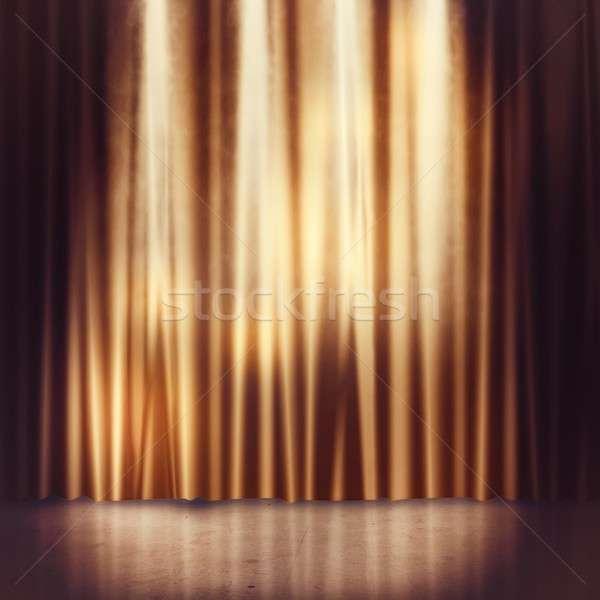 Stage background Stock photo © alphaspirit