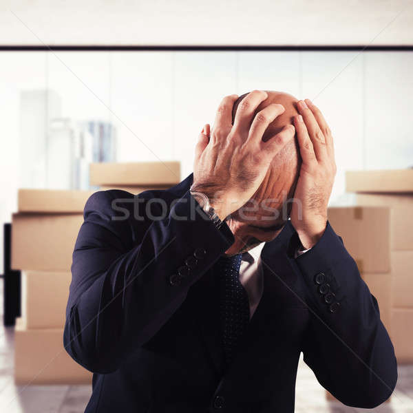 Desperate for dismissal Stock photo © alphaspirit