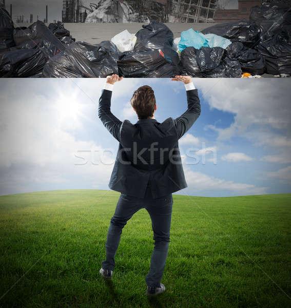 Change the environment Stock photo © alphaspirit
