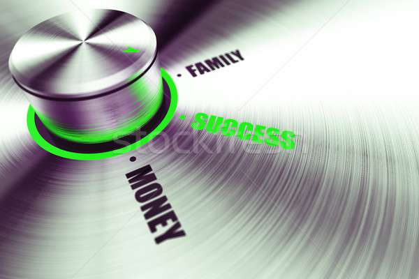 Select success Stock photo © alphaspirit